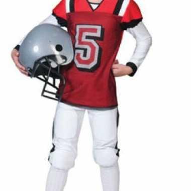 Carnaval  American football kostuum kids