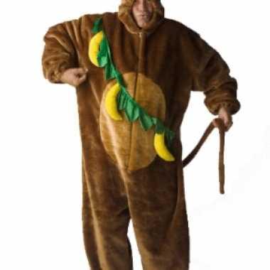 Carnaval  Apen pak volwassenen kostuum