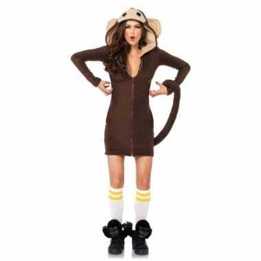 Carnaval  Apen verkleed kostuumje dames