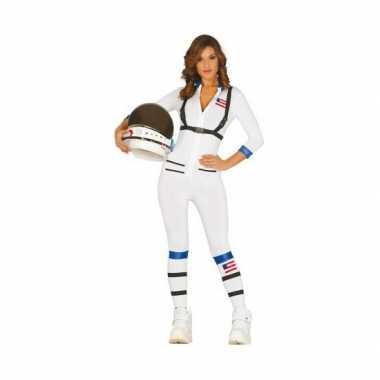 Carnaval astronauten kostuum dames