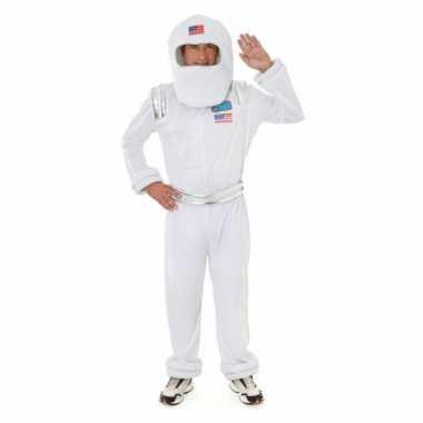 Carnaval  Astronauten pak helm kostuum