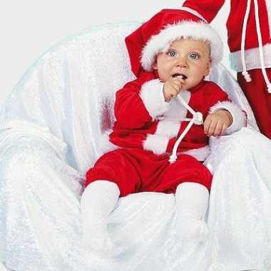 Carnaval  Baby kerst kostuum