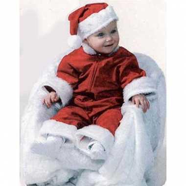 Carnaval  Baby kerst kostuumje