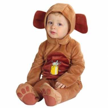 Carnaval  Baby kostuum een beer