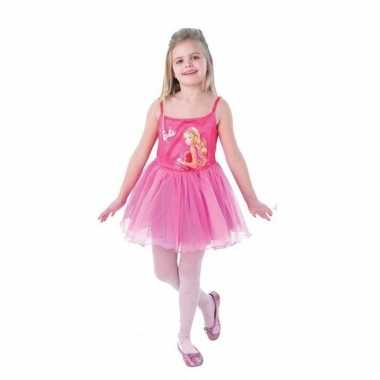 Carnaval barbie ballerina kostuum meisjes