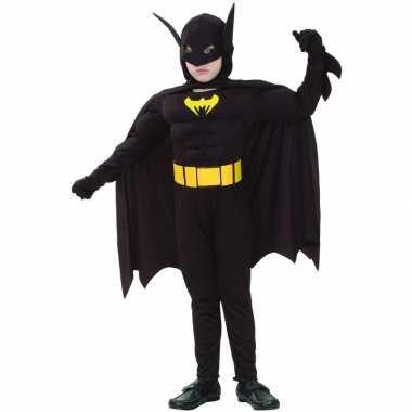 Carnaval  Bat held kostuum een kind