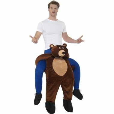 Carnaval berenkostuum volwassenen