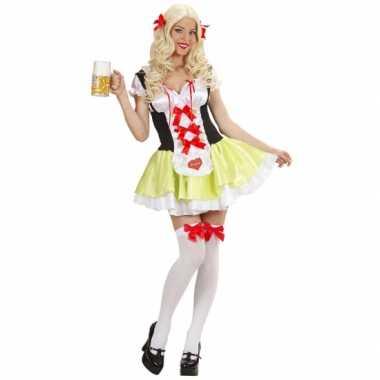 Carnaval  Biermeisje pak volwassenen kostuum