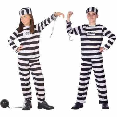 Carnaval boef/boeven verkleed kostuum/kostuum kinderen