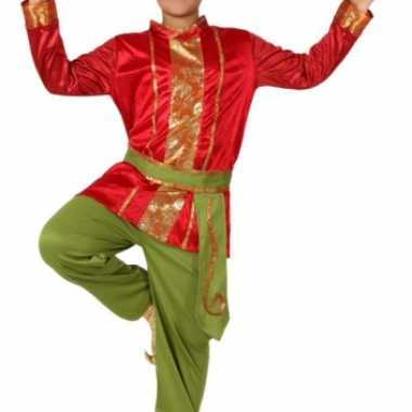 Carnaval  Bollywood kostuum jongens