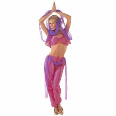 Carnaval  Buikdanser pak vrouwen kostuum