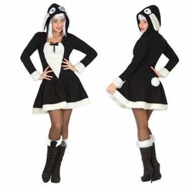 Carnaval/feest schaap verkleed pak dames kostuum