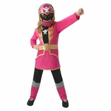 Carnaval Power ranger kostuum kids