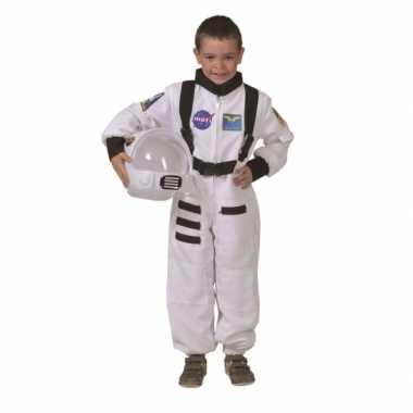 Carnavalskostuum astronaut kostuum