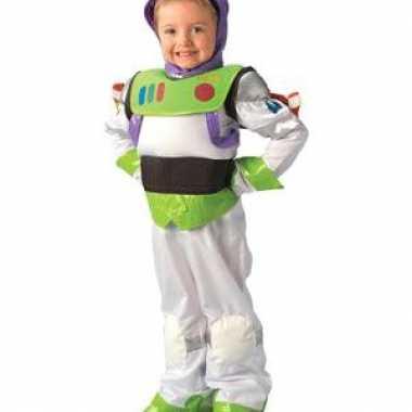 Carnavalskostuum buzz lightyear kostuum