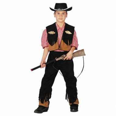 Carnavalskostuum cowboy kostuum kind