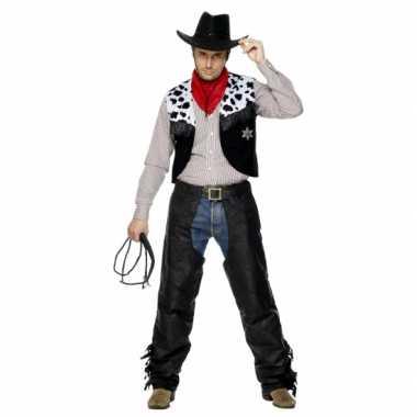 Carnavalskostuum Cowboykostuum heren