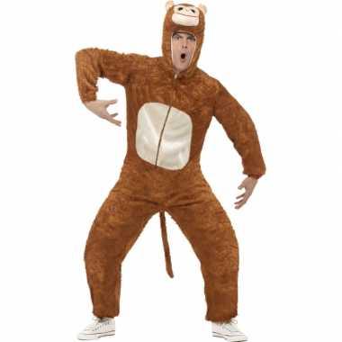 Carnavalskostuum dieren apenkostuum