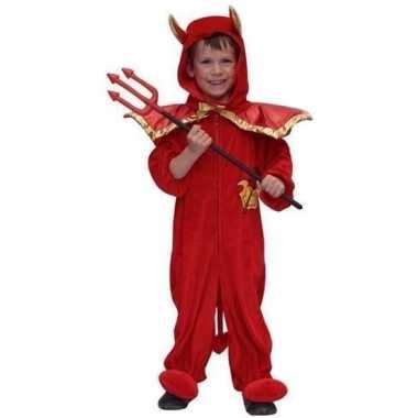 Carnavalskostuum Duiveltje kinderen