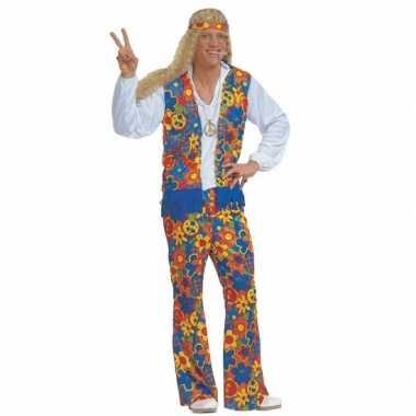 Carnavalskostuum Hippie kostuum heren