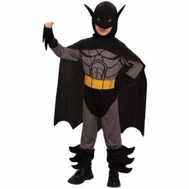 Carnavalskostuum jongens bat held
