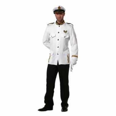 Carnavalskostuum Kapiteinskostuum heren