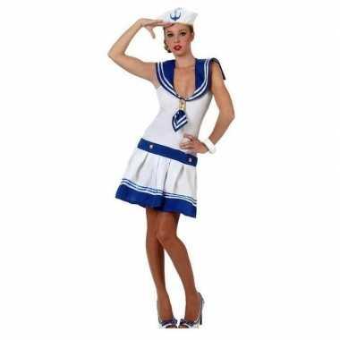 Carnavalskostuum matroos dames