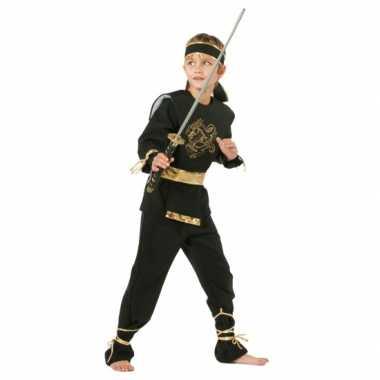 Carnavalskostuum Ninja kostuum kind