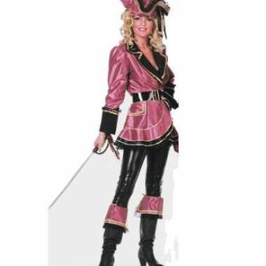 Carnavalskostuum Piraat dames