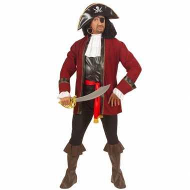 Carnavalskostuum Piraten rover