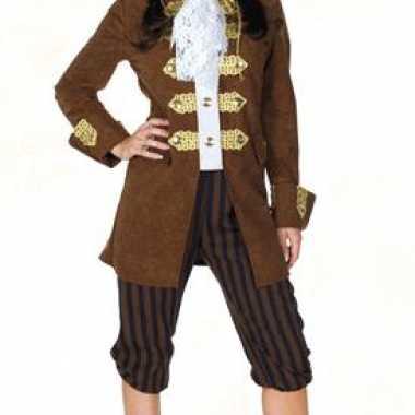 Carnavalskostuum Piratenkostuum dames