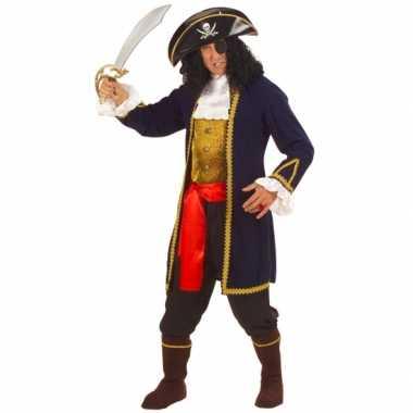 Carnavalskostuum Piratenkostuum luxe