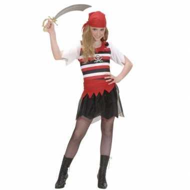 Carnavalskostuum Piratenkostuum meiden