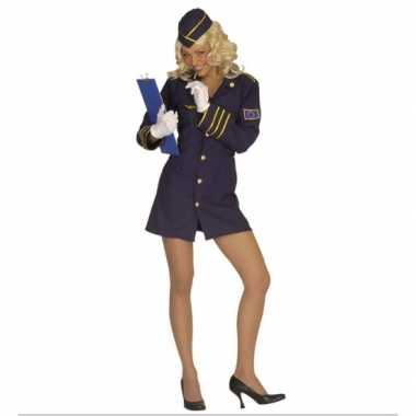 Carnavalskostuum Stewardess dames