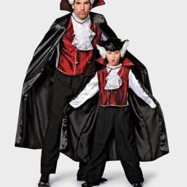 Carnavalskostuum vampier kostuum heren