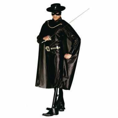 Carnavalskostuum Zorro kostuum heren