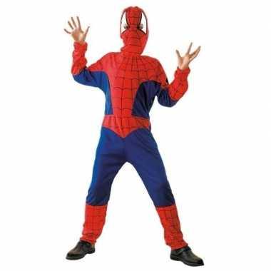 Carnaval  Cartoon kostuum spinnen jongen