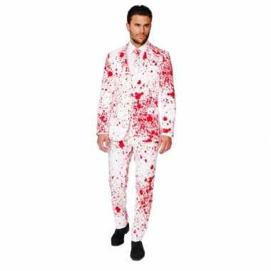 Carnaval  Compleet kostuum bloedspatten