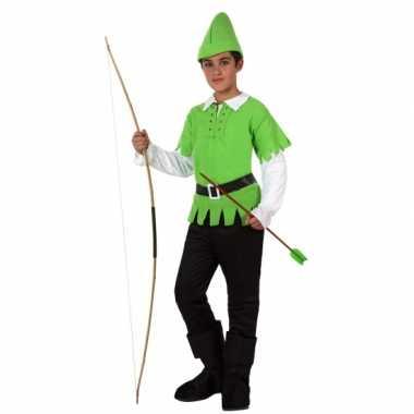 Carnaval  Compleet Robin Hood kostuum kinderen