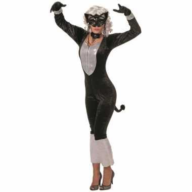 Carnaval  Dames kostuum kat