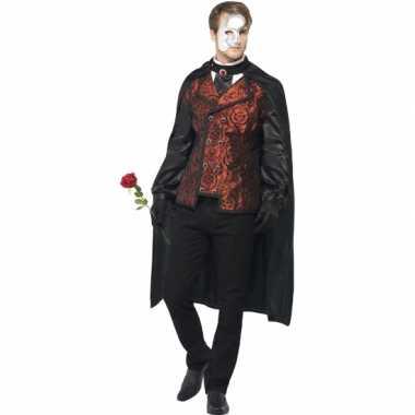 Carnaval  Dark Opera kostuum heren