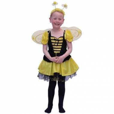 Dieren carnavalskostuum Bij kind