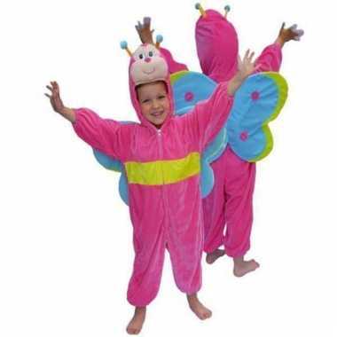Dieren carnavalskostuum Vlinder