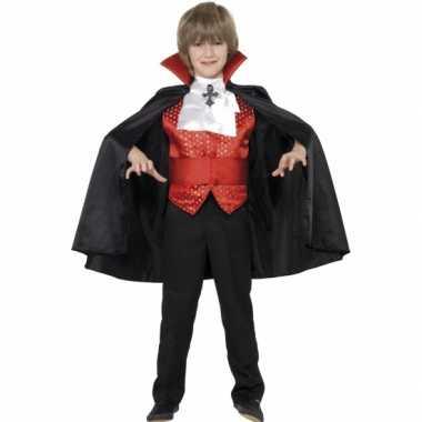 Dracula carnavalskostuum kind