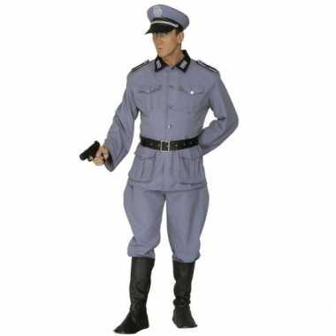 Duitse soldaat carnavalskostuum