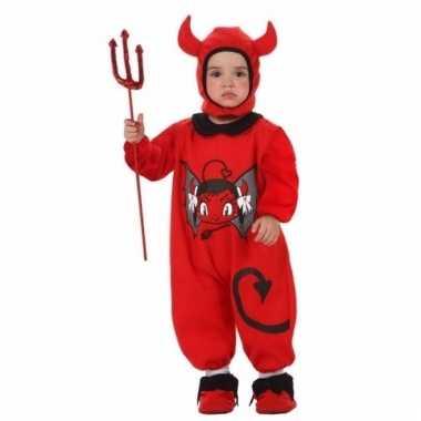 Carnaval  Duivel kostuum baby's