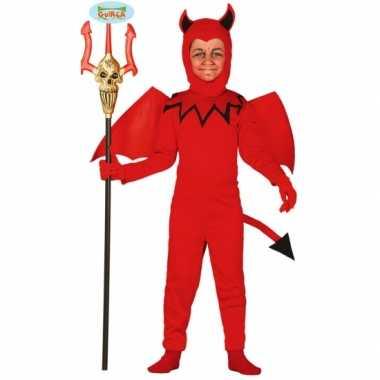 Carnaval  Duivel kostuum kinderen