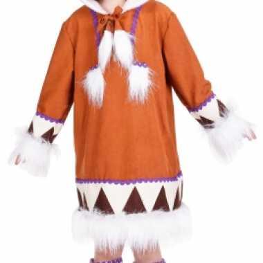 Carnaval  Eskimo kostuum meisjes