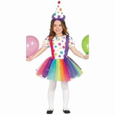 Carnaval  Feest kostuum clown