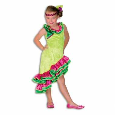 Carnaval  Flamenco kostuum meisjes
